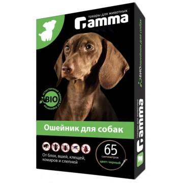 Ошейник БИО для собак от паразитов (клещей, блох, вшей, комаров), 650*9*3мм