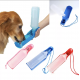 Поилка-Бутылка дорожная (прогулочная) для собак, 500 мл