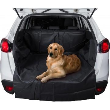 Автомобильная накидка-гамак для багажника однослойная, 145*165см