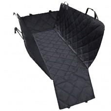 Автомобильный гамак с бортами защиты дверей для перевозки собак, трёхслойный, 145*145*45 см