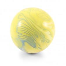 Мяч литой каучуковый Amma, средний, 60 мм
