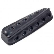 """Палка """"Мега-STRONG"""" из термопластичной резины с пищалкой, прочная, Triol, 195 мм"""