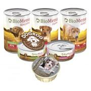 Влажный корм для собак (консервы)