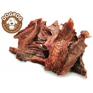 Щётка сушёная говяжья (подъязычный срез), 100 гр.
