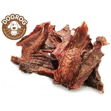ЩЁТКА (подъязычный срез) сушёная говяжья 100 гр.