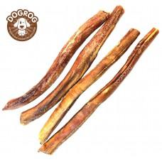 Натуральное лакомство для собак. Бычий корень сушёный толстый, 35-40 см, в упаковке - 1 шт.