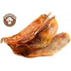 Натуральное лакомство для собак. Лопаточный хрящ сушёный говяжий 22-24см, в упаковке - 1 шт.