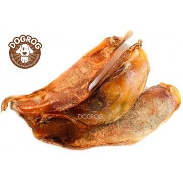Хрящ лопаточный сушёный говяжий, маленький, 1шт. (10-12 см)