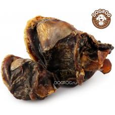 Натуральное лакомство для собак. Калтык говяжий сушёный, 100 гр., в упаковке - 100 гр.