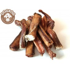 Натуральное лакомство для собак. Бычий корень сушёный, в упаковке - 100 гр.