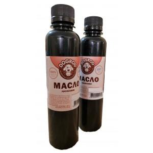 Лососевое масло, биологически активная добавка для собак и кошек, 250 мл.