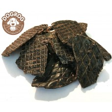 Натуральное лакомство для собак. Печень сушёная говяжья, в упаковке - 100 гр.