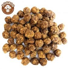 Натуральное лакомство для собак. Печенье из печени оленя, в упаковке - 100 гр.
