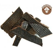 Натуральное лакомство для собак. Печень оленя сушёная, в упаковке - 100 гр.