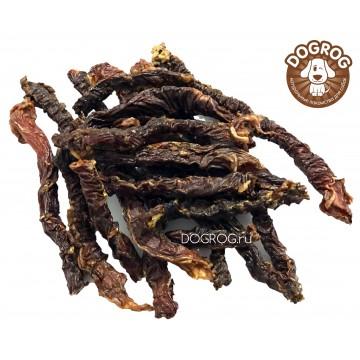 Пикальное мясо сушёное ягнёнка (мясо пищевода), 100 гр.