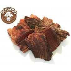 Натуральное лакомство для собак. Пикальное сушёное говяжье (мясо пищевода), в упаковке - 100 гр.