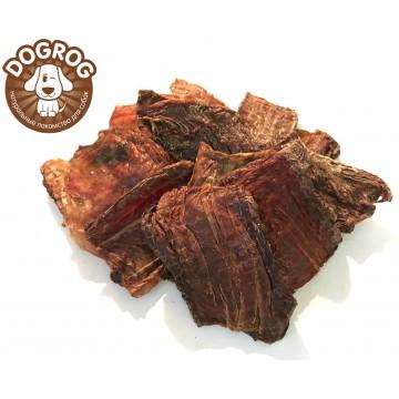 Пикальное мясо сушёное говяжье (мясо пищевода), 100 гр.