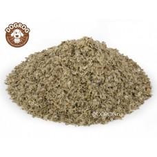 Натуральное лакомство для собак. Рубец молотый сушёный говяжий, в упаковке - 100 гр.