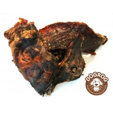 Мясо вяленое бобра, 100 гр.